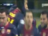 أهداف سبارتاك موسكو 0-3 برشلونة 