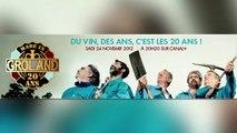 """VIDEO. Benoît Delépine: """"Il y a toujours un grolandais pour nous aider"""""""