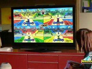 Nintendo Land - Mario Chase Spot TV de