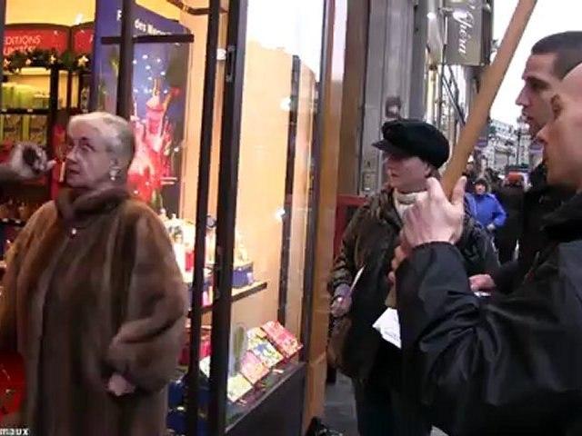 Fléchage anti fourrure (23.11.2012)