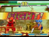Street Fighter III 3rd Strike Fight for the Future: Ken Playthrough (2 of 2)