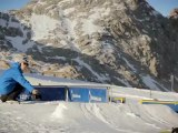 Horsefeathers Superpark Dachstein: Fall Snowboarding - 17.11.2012