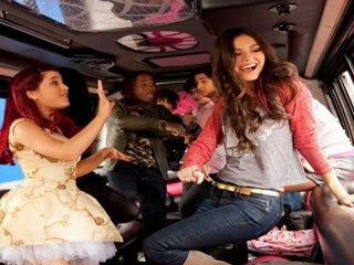 Victorious season 4 Episode 4 - Three Girls and a Moose