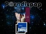 1ere Itw de Pascal Obispo Talent France Bleu - Page Facebook ParadispOp