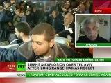 Tariq Ali: Israel wants Gaza colonized, peace killed with Hamas leader