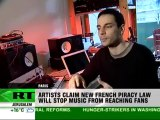 Web Crackdown: French users to go off-line for downloading?