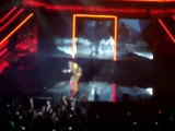 M Pokora , concert de Douai.