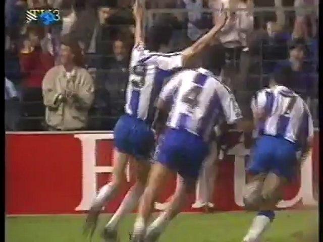 EL CEL A TOCAR: UEFA 1987/88 RCD ESPANYOL