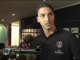 "14e journée - Ibrahimovic: ""Capitaine ? Non!"""