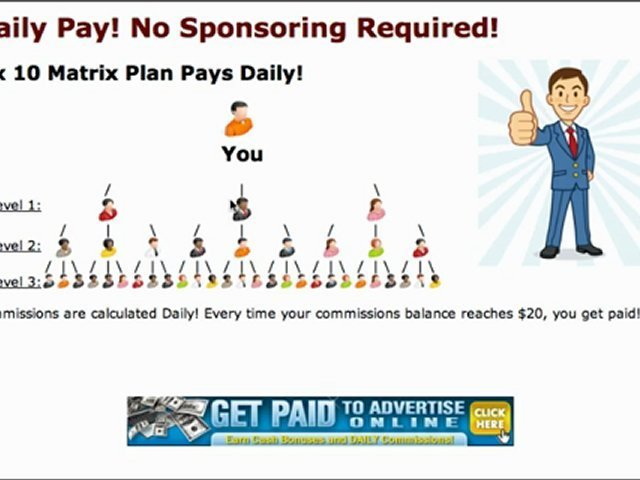 Get Paid To Advertise!