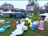 Austria: protesta dei richiedenti asilo