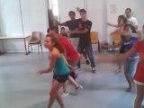 répétition Comédie Musicale avec Danser