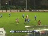FCM Aubervilliers 1 - 3 USL Dunkerque (24/11/2012)