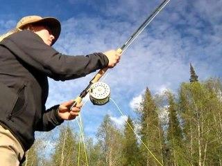 Fliegenfischen mit Todd Moen - Traum der Regenbogenforelle Teil 2/3