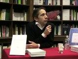 Xavier Pavie à la Librairie Guillaume Budé : Partie 2, débat