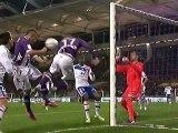 Toulouse FC (TFC) - Olympique Lyonnais (OL) Le résumé du match (14ème journée) - saison 2012/2013