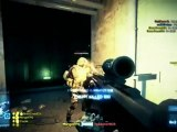 Battlefield 3: Sniper Montage Aggressive Recon (PostPatch BF3 Gameplay)