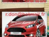 Ford Fiesta, Ford Fiesta, essai video Ford Fiesta, covering Ford Fiesta, Ford Fiesta noir mat