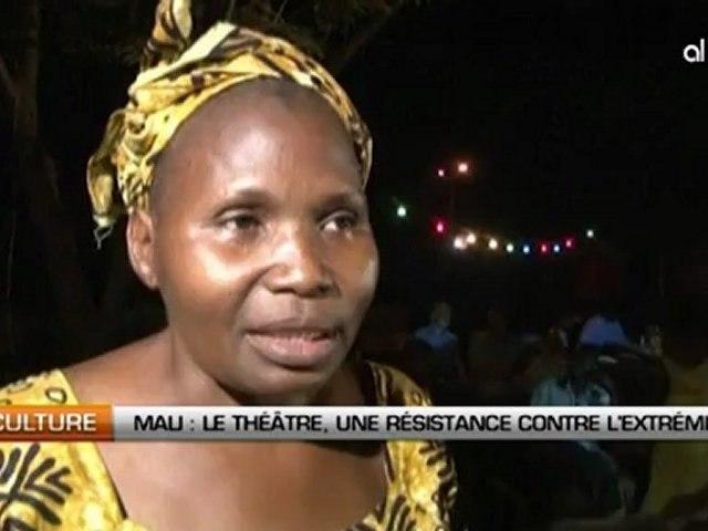 Mali: Le théâtre, une résistance contre l'extrémisme
