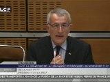 Travaux en commission : Audition de Guillaume Pepy, PDG de la SNCF, par la commission du développement durable