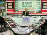 23/11 BFM : Le Grand Journal d'Hedwige Chevrillon - Pierre-Franck Chevet et François Auque 2/4