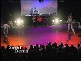 Battle de Saint-Denis finale bgirls-Festival Hip-Hop et des cultures urbaines 2008