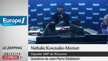 """UMP: """"Cette élection est trop contestée, trop douteuse"""", selon NKM"""