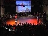 Battle de Saint-Denis finale one one locking-Festival Hip-hop et des cultures urbaines 2008