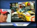 GP Gran Bretagna, Silverstone 2008 Intervista a Sutil e pit stop di Alonso