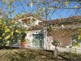 MC2455 Agence immobilière Gaillac. Villa de 2004, 146m² de SH, 4 chambres, terrain clos de 1194m², puits, portail électrique.