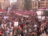Manifestations au Caire du 18 novembre