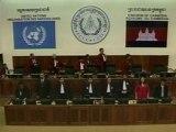 L'ouverture du procès des khmers rouges