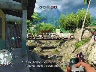 Map Editor Trailer de Far Cry 3