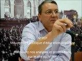 """UA2012M'PEP -7- Réponse J.Nikonoff """"Pourquoi la gauche n'a-t-elle rien vu venir ?"""" Atelier : Pourquoi et comment démanteler les marchés financier - Filière 3 - Université d'automne 2012"""