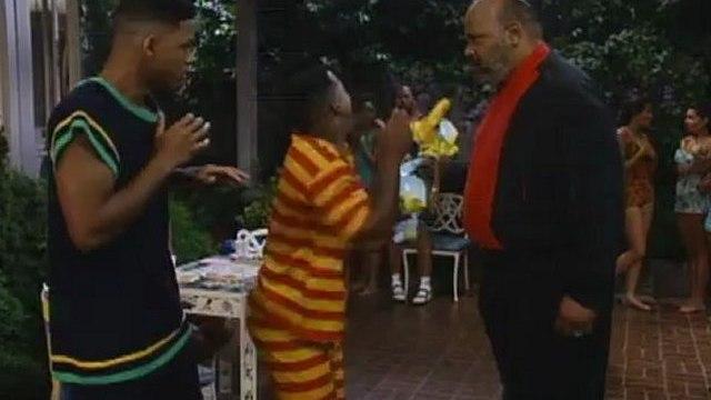 Fresh Prince of Bel-Air - Funniest Uncle Phil Scene