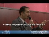 Noisy-le-Sec Romainville Pantin Bobigny : François Dagnaud (Syctom)