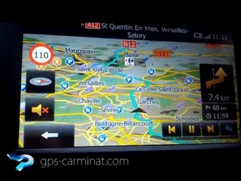 Test GPS Media Nav Renault Dacia