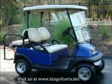 Golf Carts - Parts and Accessories for Club Car, EZGO and Yamaha - King of Carts