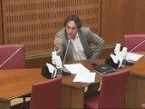Questions en commission sur les conditions d'emploi dans les métiers artistiques