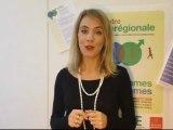 Nadia Pellefigue Vice Présidente de la Région Midi Pyrénées en charge des Finances et de l'égalité hommes femmes