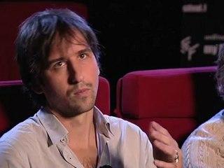 myFFF 2013  Interview - Stéphane Demoustier and Denis Eyriey - Fille du calvaire