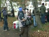 Un squat de près de 200 demandeurs d'asile évacué près de Rennes