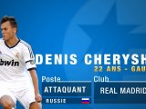 Denis Cheryshev, la perle russe du Real Madrid