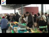 Inauguration du marché du Quai du Roi à Orléans - Images d'ambiance