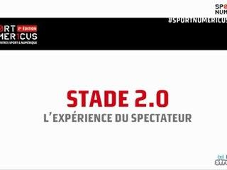 Le Stade 2.0 : l'expérience du spectateur