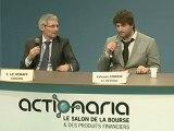 Actionaria 2012 : Agora des Présidents d'ARKEMA - Thierry LE HÉNAFF, Président-Directeur général
