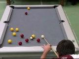 TR2 2012-2013 Bretagne Blackball - Sébastien Ramier vs Morgan Guilloux - finale TC Plounevez-Lochrist