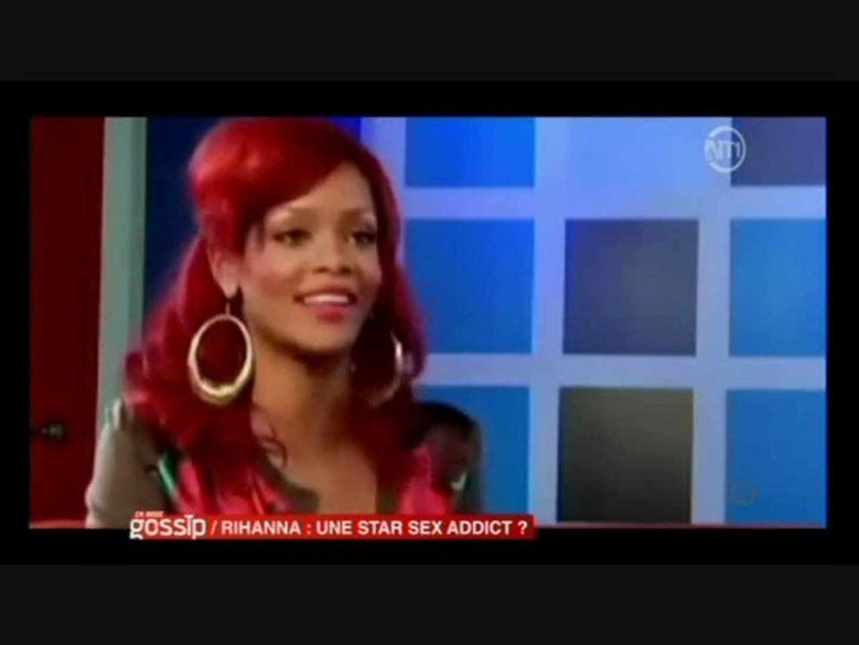 Celebrites Dans Le Porno rihanna aime le porno