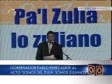 Pablo Pérez: En nuestras manos el Zulia no se perderá