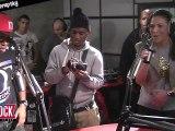 """Zaho """"Maintenant ou Jamais"""" feat Rohff en live dans Planète Rap"""